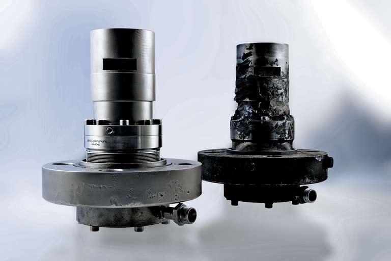 Repair of Mechanical Seals